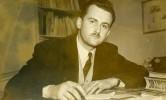 France Medecine Professeur Jacques Savouret Cancer Du Sein Ancienne Photo De Presse 1949 - Famous People