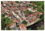 MARCILHAC SUR CELE--Vu Du Sommet De La Falaise-village De La Vallée Du Célé-Abbaye Bénédictine Et Enclos Abbatial - Francia