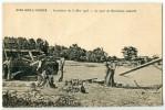 AIRE SUR ADOUR Inondation Du 8 Mai 1905 Le Pont De Barcelonne Emporté - Aire