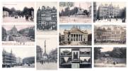 Lot De 74 Cartes CPA De BRUXELLES - Toutes Scannées - - Belgique