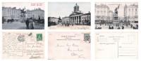 Lot De 3 Cartes CPA De BRUXELLES - La Place Royale - - Lots, Séries, Collections