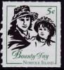Norfolk Island 2001 Bounty  Day Sc 732 Mint Never Hinged - Norfolkinsel