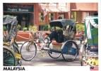 Trishaw Rider Outside People's Museum, Jalan Koto, Malacca, Malaysia - Yacine 45614 Unused, 17 X 12 Cm - Malaysia