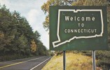 WELCOME TO CONNECTICUT - Etats-Unis