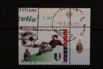 ITALIA USATI 2004 - CAMPIONATO ITALIANO CALCIO 2003-04 SCUDETTO MILAN BANDELLA - RIF. G 1469 - QUALITA´ LUSSO - 6. 1946-.. Repubblica