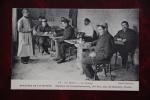 Miistère De L'Intérieur - Maison De La Convalescence, Soldats Aveugles , Les Métiers : Le Cannage - Guerre 1914-18