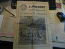 ANDORRE DOCUMENT DE LA DEPECHE MAGAZINE DE PRESENTATION AVANT LA VENUE DU GENERAL DE GAULLE EN 1967 - Historical Documents