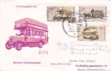 Germany 1973 Transports On Cover Sent To South Africa - [7] Federal Republic