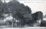 45, COURTENAY, L'AVENUE DE LA GARE - Courtenay