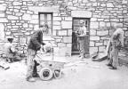 ¤¤  - GUERN   -  Restauration D'une Façade à QUELVEN En 1980  -  Tirage Limité à 100 Ex    -  ¤¤ - Frankrijk