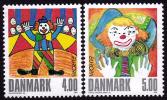 Europa - CEPT 2002 - Danemark - Yvert Nr. 1309/1310 - Michel  Nr. 1310/1311   ** - Europa-CEPT