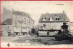 CPA 15 RIOM ES MONTAGNES La  Place Montagne  (  ( Ro2 - Altri Comuni