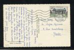 MAURY N°1351 : 30C RENNES  SEUL S/CPE Pr  SUISSE OM 3/7/62 - Marcophilie (Lettres)