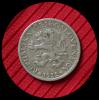 1 Koruna Tchécoslovaquie 1922 - Tchécoslovaquie