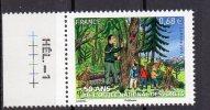 France 2015.50 Ans De L´office National Des Forêts - France