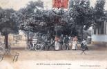 (45) Olivet - Le Jardin Du Prado - En L'état : Tâches - 2 SCANS - Autres Communes