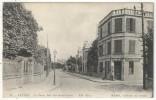 92 - ANTONY - La Poste, Rue Des Deux-Gares - Kieffer ND 17 - Antony