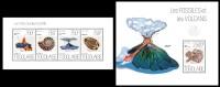 TOGO 2013 - Fossils and Volcanos - YT 3424-7 + BF717; CV = 32 �