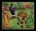 (cl. 2 - P.17) Mexique ** Michel N° 2581  (ref. Michel Au Dos) - Le Paresseux, Hérisson, Papillon  Oiseau, Fleur, Serpen - Mexico