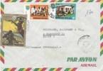 Togo 1971 Lome ILO Labour Organisation Van Gogh Painter Sewer Cover - Togo (1960-...)