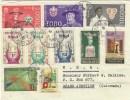 Togo 1962 Lome Scouting Baden Powell Flag Malaria Musquito Cover - Togo (1960-...)