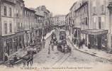 26 CPA Valence - Tanks Traversant Le Faubourg St Jacques - Salon Lardan - Valence