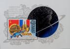 """INTERCOMOS"" - COOPERATION SPATIALE FRANCO-SOVIETIQUE 1982 - NEUF ** - YT BL 155 - MI BL 156 - 1923-1991 USSR"