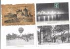 8270 - Lot De 400 CPA/CPSM/CPM De PARIS - 100 - 499 Postcards