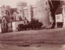 Photo 1900 VITRE - Le Château En Rénovation (A124) - Vitre