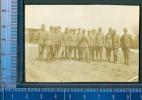 382B/84   ANTICA FOTO MILITARI ITALIANI 15-18 - Guerre, Militaire