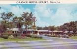 Florida Tampa Orange Hotel Court