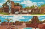 Florida Orlando Davis Park Motel With Pool 1980