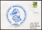 """ANTARCTIC, JAPAN, 2007,Expedition """"JAMSTEC"""" 1999, Cachet + Signature , Look Scan !! 18.11-33 - Antarctische Expedities"""