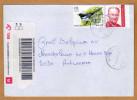 Enveloppe Cover Brief Aangetekend Registered Recommandé - Belgium