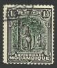 Mozambique Company, 1 1/2 C. 1918, Scott # 112, Used, - Mozambique