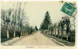 28 - PONTGOUIN - Avenue De La Gare - Francia