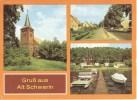 AK DDR 1988 Alt-Schwerin