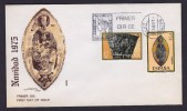 ESPAÑA 1975 SOBRE PRIMER DIA MADRID.NAVIDAD - 1931-Aujourd'hui: II. République - ....Juan Carlos I