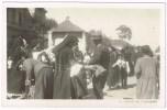 KYUSTENDIL Au Marché 1920 - Real Photo - Bulgaria