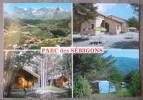 LA ROCHE DES ARNAUDS (05).MULTIVUES SUR LE PARC DES SERIGNONS . ANNEE 1987. - Other Municipalities