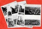 CPSM (LOT De 5) 76 LE HAVRE Avant Et Après Les Bombardements De La Seconde Guerre Mondiale - Militaria - War 1939-45
