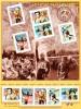 TIMBRES FRANCE BLOCS ET FEUILLETS ANNEE 2000 LE SIECLE AU FIL DU TIMBRE SPORTS - Blocs & Feuillets