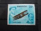 RWANDA N�850 neuf **