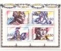 BLOC FEUILLET Bi-centenaire De La Révolution Française-NEUF - Blocs & Feuillets