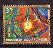 Norvegia 1997-Trondheim-Usato - Norwegen