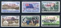 1966 COOK SERIE COMPLETA ** - Cook Islands