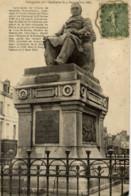 27 LE NEUBOURG  Statue De Dupont De L´Eure - Le Neubourg