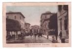 MONTECATINI BAGNI (PISTOIA) Viale Verdi Very Fine  Used  To Roma 16-08-1924 - Pistoia