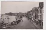 CPSM - LE POULIGUEN - Le Port - Vieille Voiture Ancienne Auto Magasin Boutique - Le Pouliguen