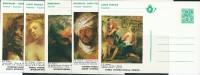 Bk 10/14 Rubensjaar K01 - Documents Of Postal Services